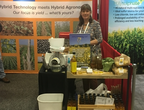 Commodity Classic with Canola Oil
